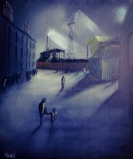 The Ghosts Of Hibernian 20'' x 30'' Box Canvas Print